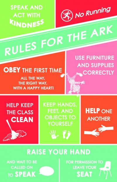 CUF Rules for Ark